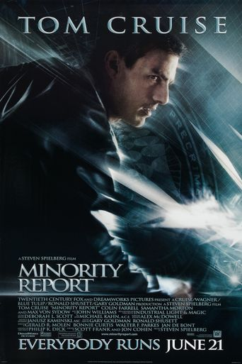 Watch Minority Report