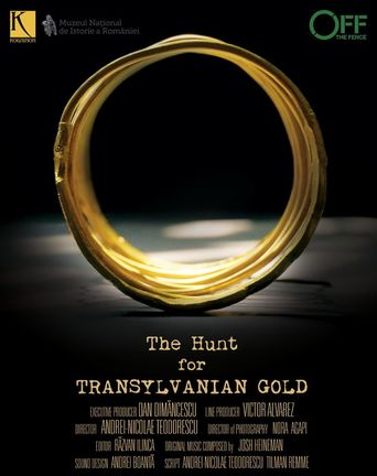 The Hunt for Transylvanian Gold Poster