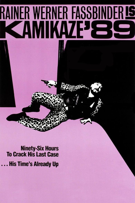 Kamikaze 1989 Poster