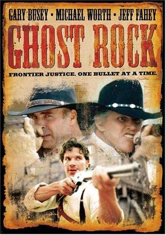 Ghost Rock Poster