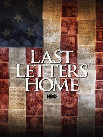 Last Letters Home Poster