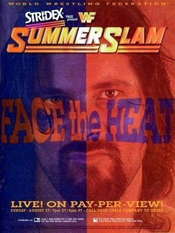 WWE SummerSlam 1995 Poster
