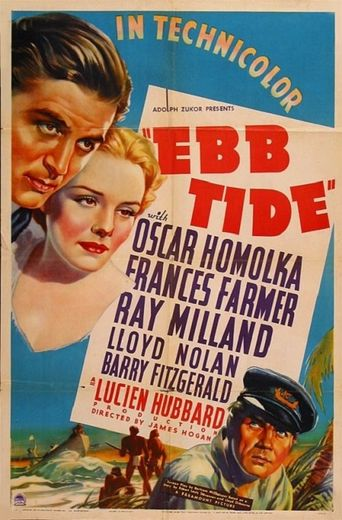 Ebb Tide Poster