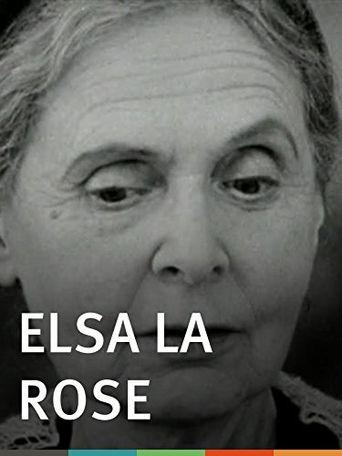 Elsa the Rose Poster