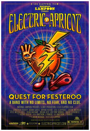 Watch National Lampoon Presents Electric Apricot: Quest for Festeroo