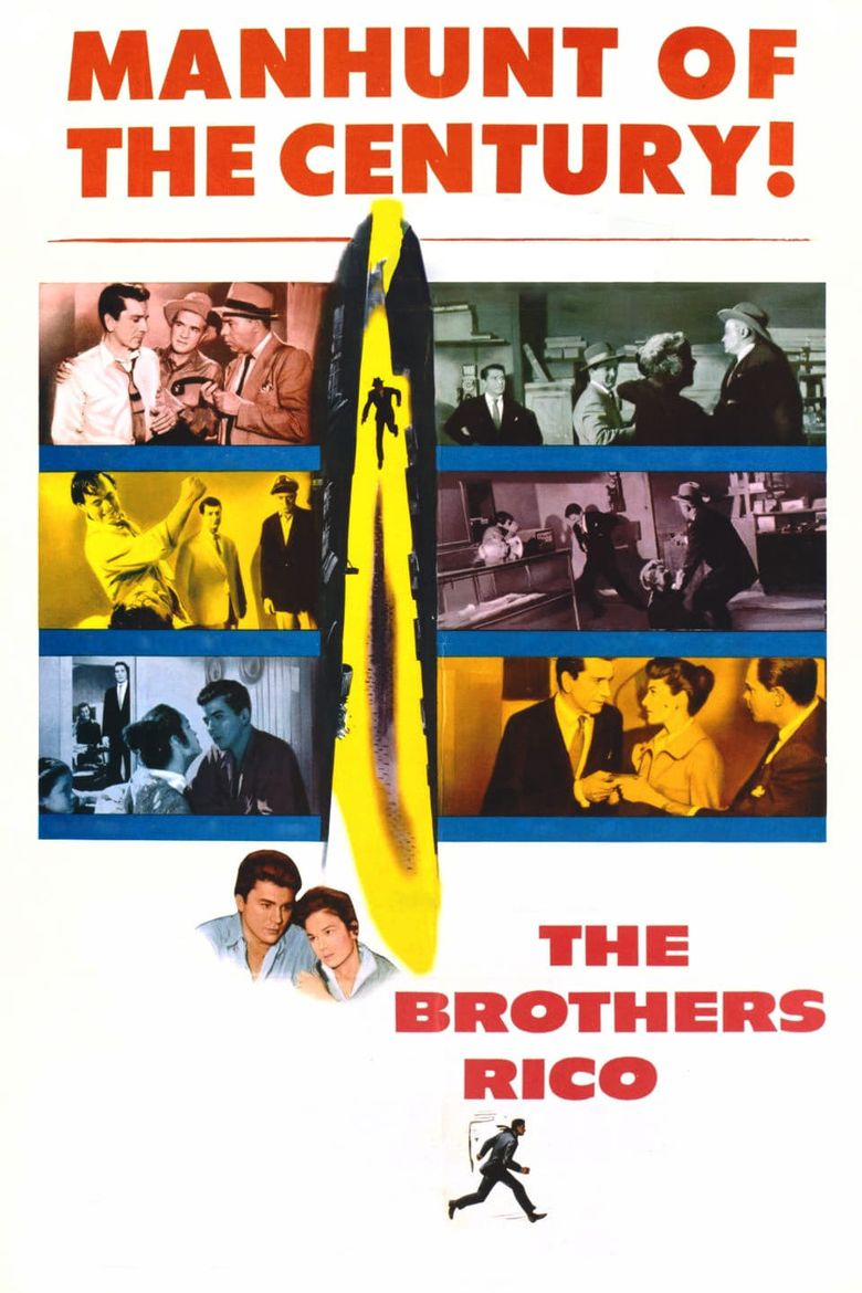 The Brothers Rico Poster