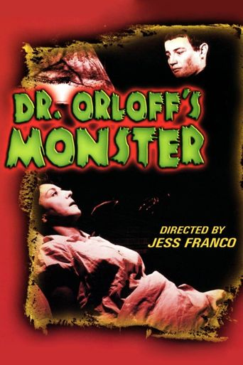 The Secret of Dr. Orloff Poster