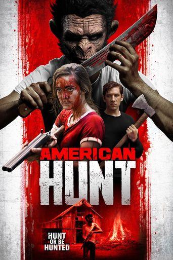 American Hunt Poster