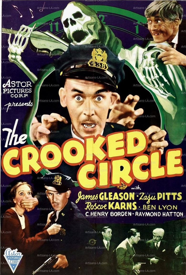 The Crooked Circle Poster