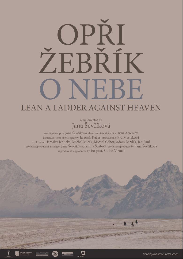 Lean A Ladder Against Heaven Poster