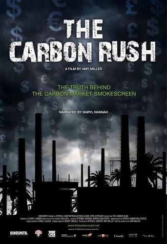 The Carbon Rush Poster