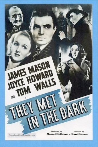 They Met in the Dark Poster
