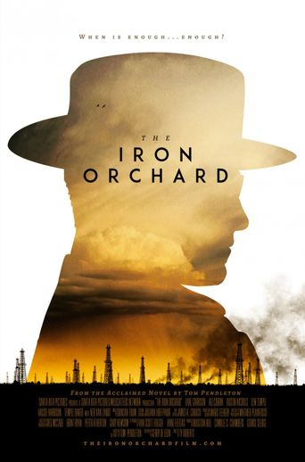 The Iron Orchard Poster