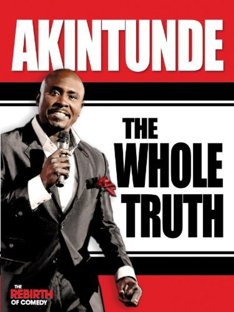 Akintunde: The Whole Truth Poster