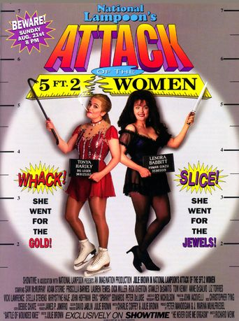 National Lampoon's Attack of the 5 Ft. 2 Women Poster