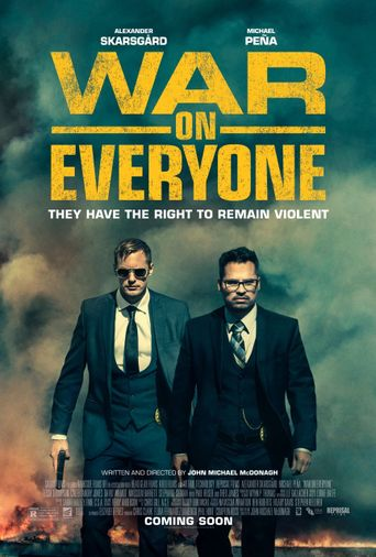 Watch War on Everyone