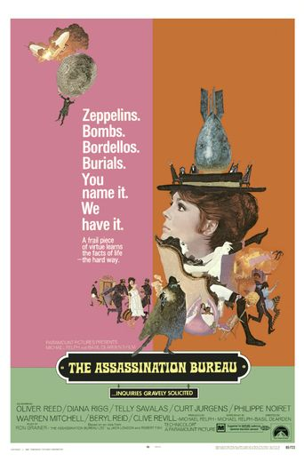 The Assassination Bureau Poster