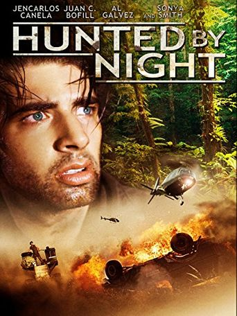 Hunted by Night Poster