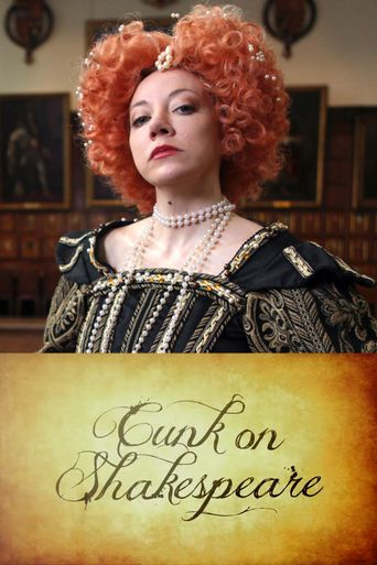 Cunk on Shakespeare Poster
