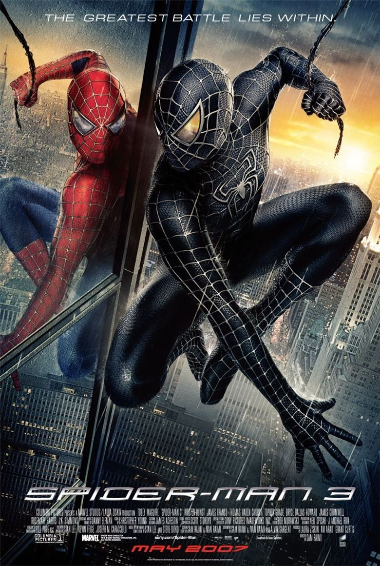 spider-man 3 (2007) - where to watch it streaming online | reelgood