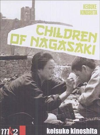 Children of Nagasaki Poster