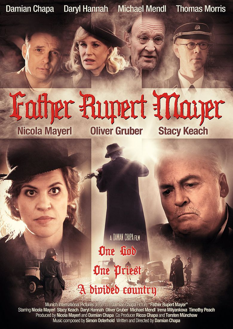 Father Rupert Mayer Poster