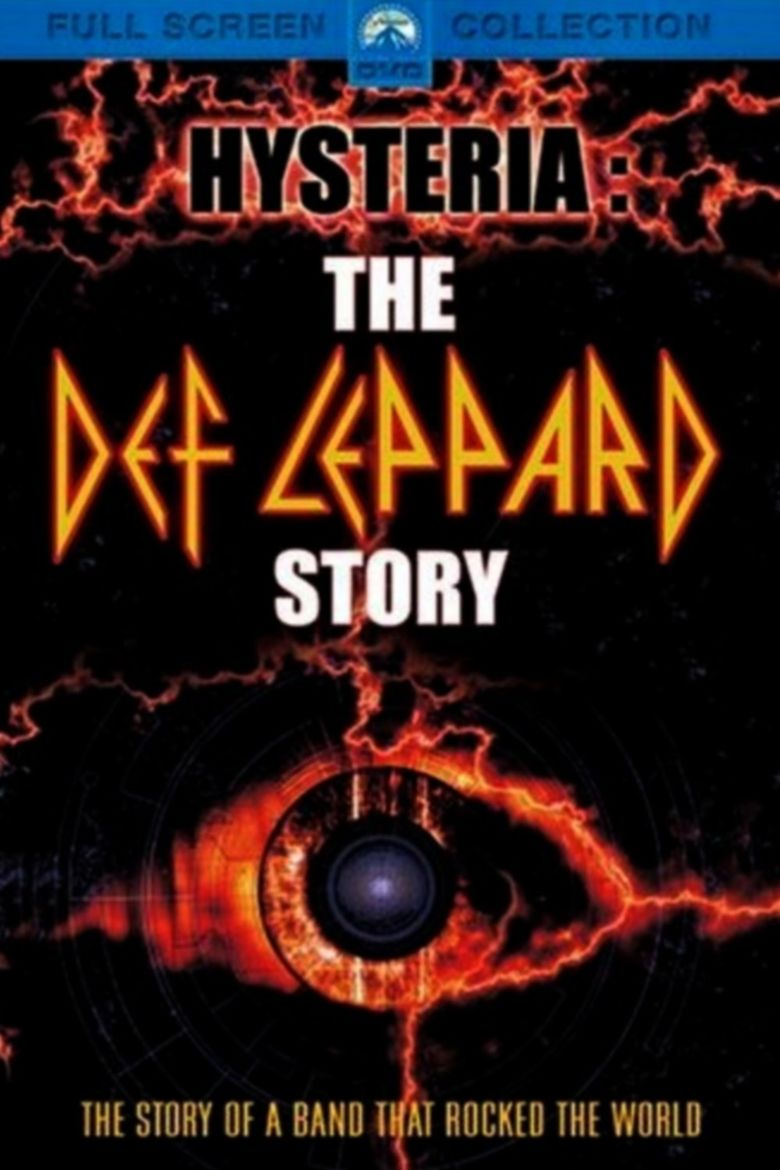 Hysteria: The Def Leppard Story Poster