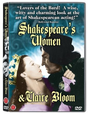 Shakespeare's Women and Claire Bloom Poster