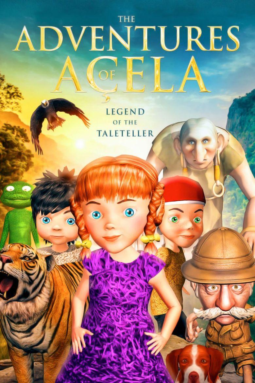 The Adventures of Açela Poster