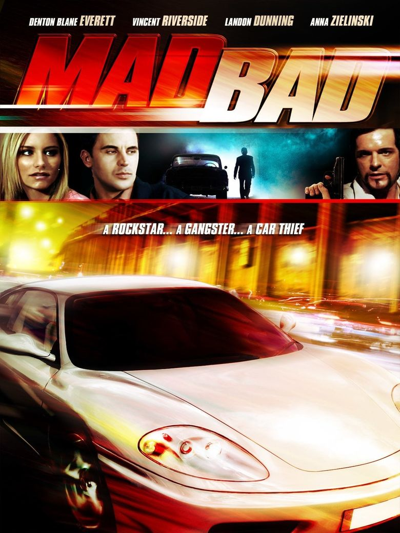Mad Bad Poster
