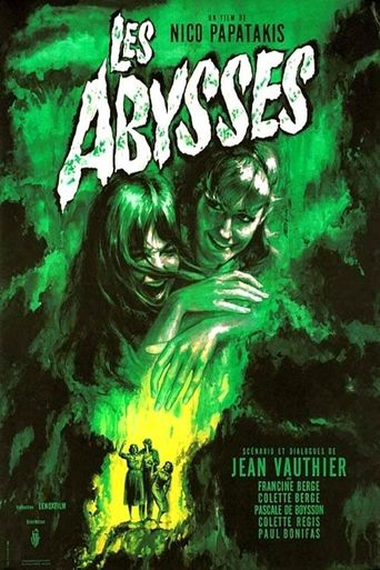 Les Abysses Poster