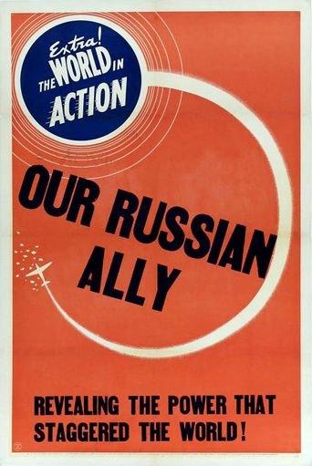 Our Russian Front Poster