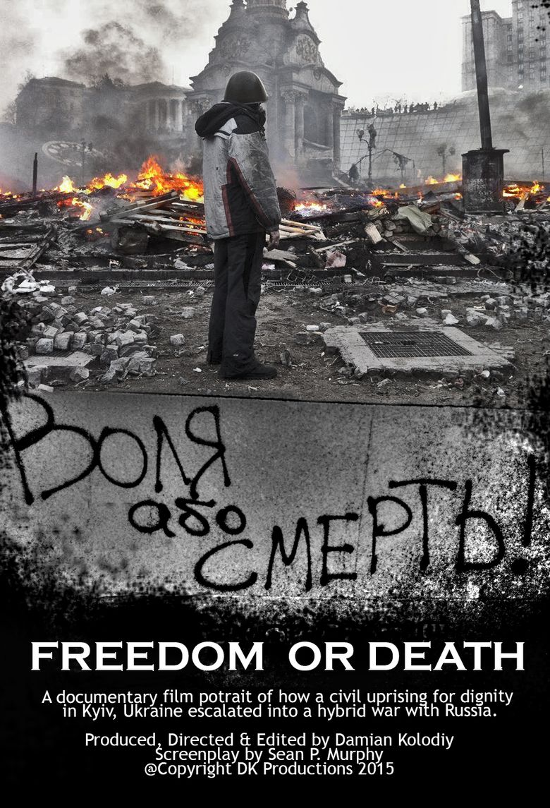 Freedom or Death! Poster