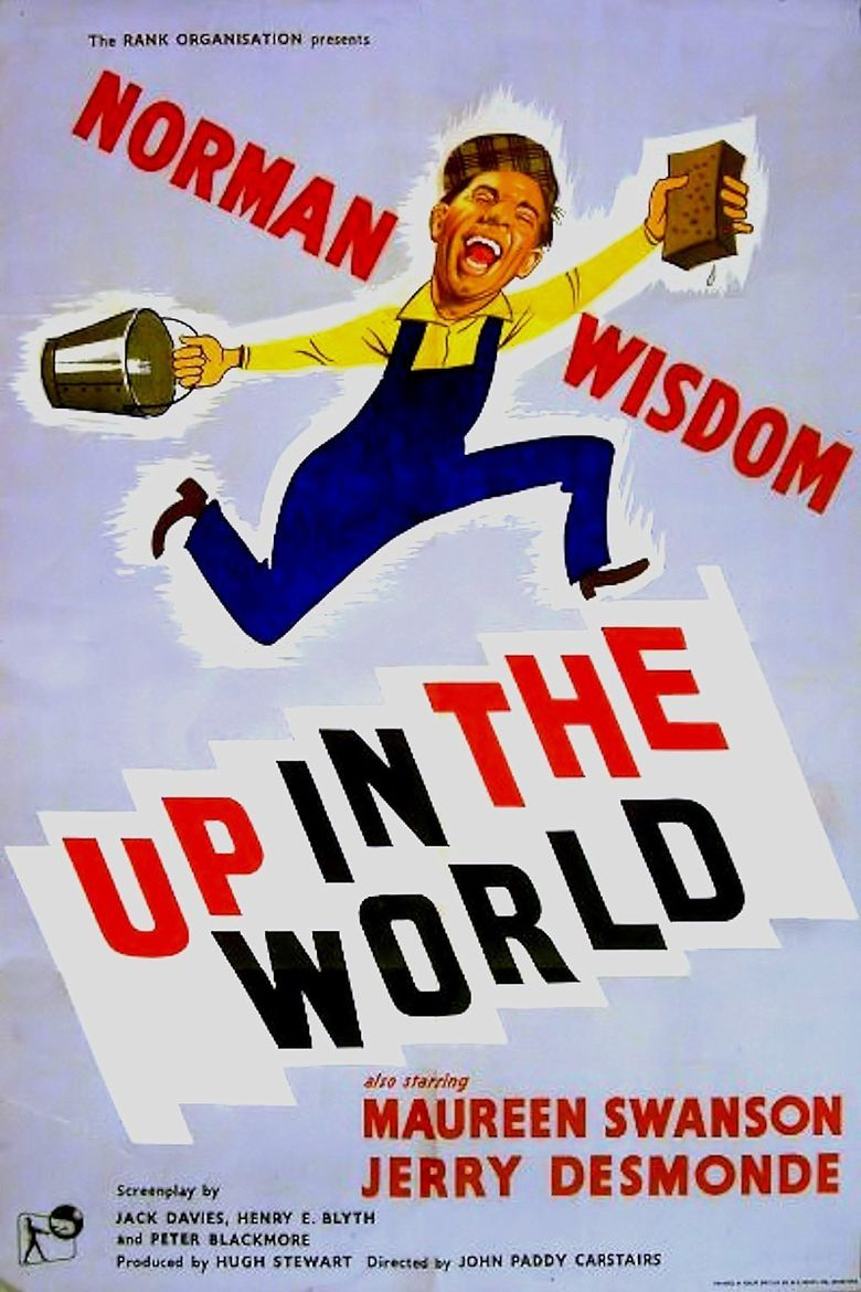 Up in the World Poster
