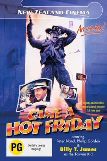 Came a Hot Friday Poster