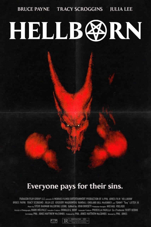 Hellborn Poster
