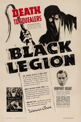 Watch Black Legion