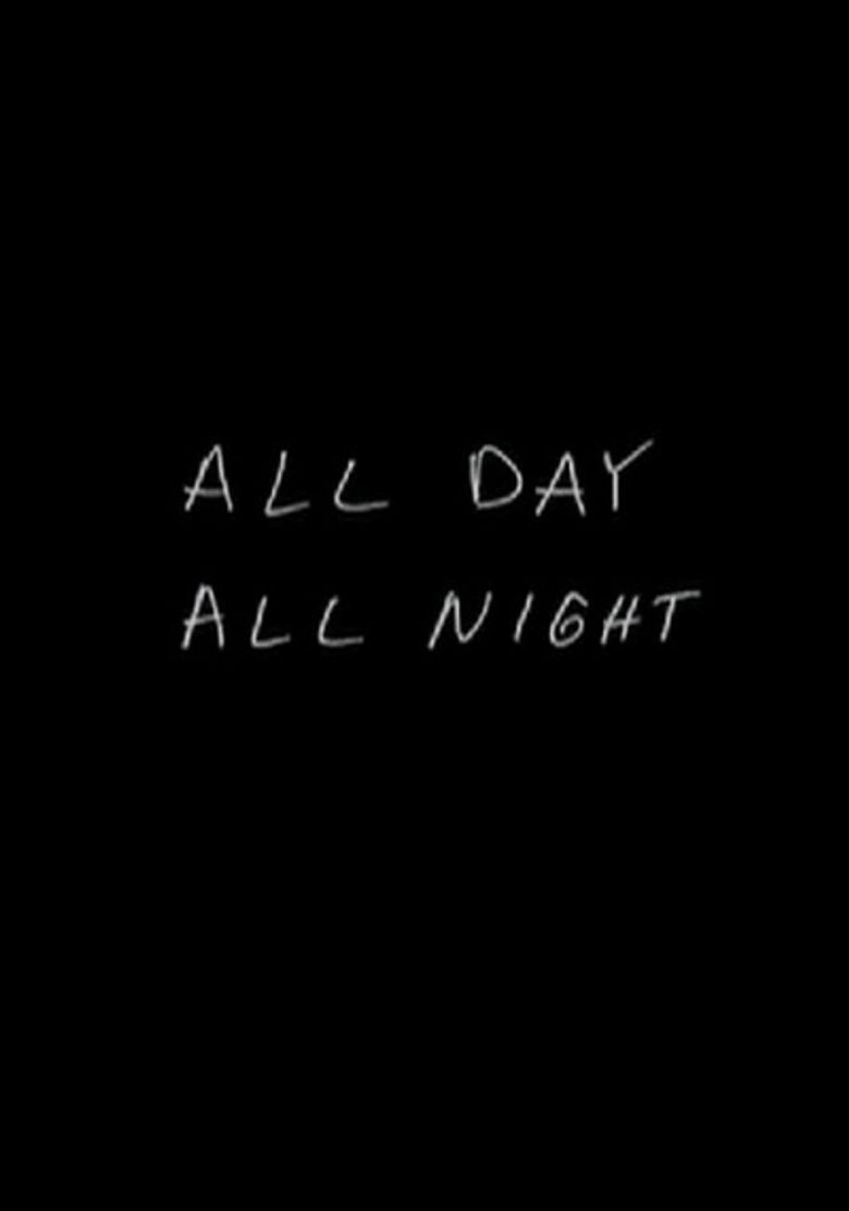 All Day All Night Poster
