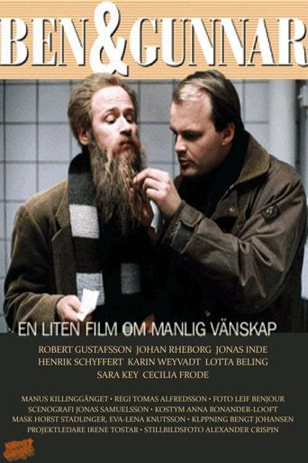 Ben & Gunnar Poster