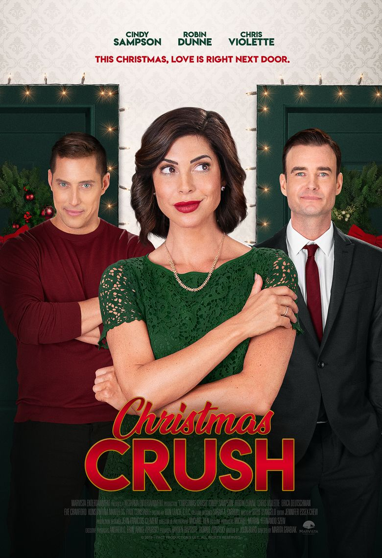 Christmas Crush Poster
