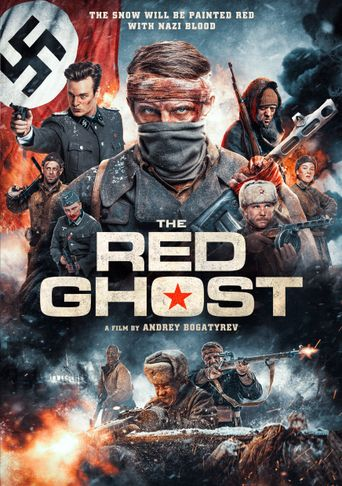 The Red Ghost Poster