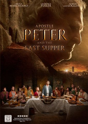 Apostle Peter and the Last Supper Poster