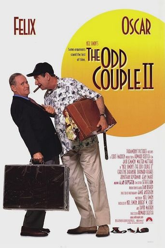 Watch The Odd Couple II