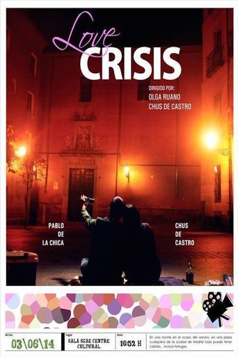 Love Crisis Poster