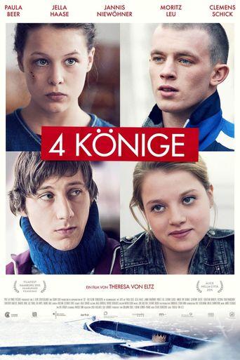 4 Kings Poster