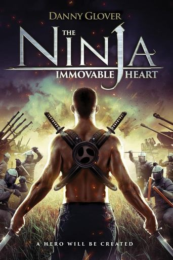 The Ninja Immovable Heart Poster