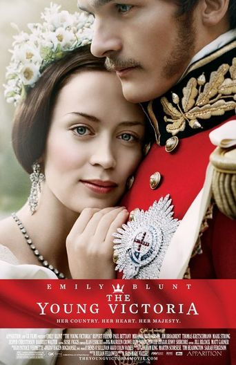 Watch The Young Victoria