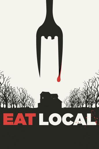 Eat Locals Poster
