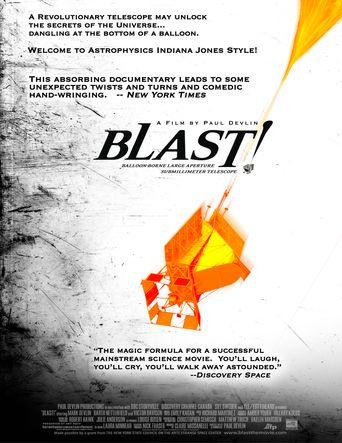 BLAST! Poster