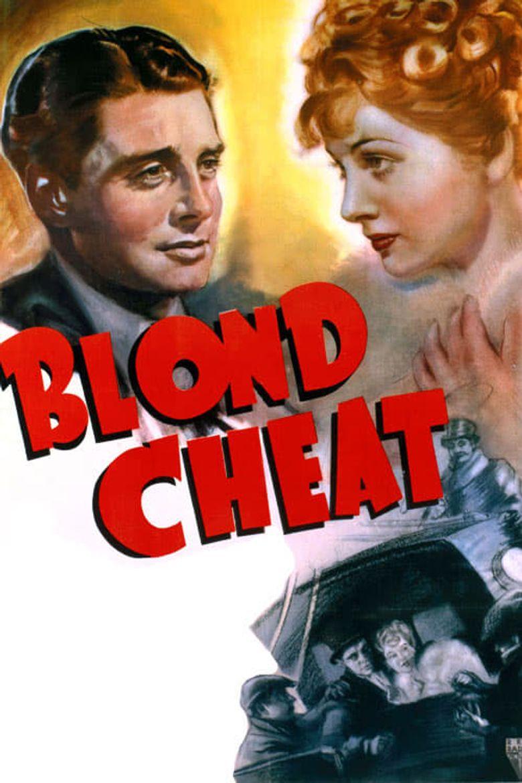 Blond Cheat Poster